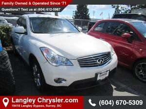 2010 Infiniti EX35 - Leather Seats -  Heated Seats