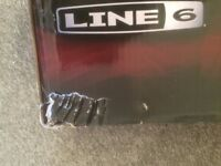 Line 6 Pod HD300 Guitar Effects Pedal and Amp Simulator
