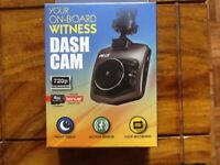 Unused Pilot onboard witness dashcam - only £15