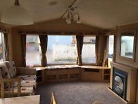 Caravan to let on 5 star caravan park on the East Yorkshire coast