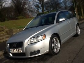 2008 VOLVO V50 2.0 D SE 5 DOOR ESTATE