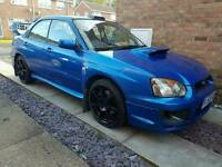 Subaru sti uk 371 bhp over 7k spent