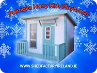 BLACK FRIDAY SHED FACTORY DEALS - THIS WEEKEND ONLY PLAYHOUSE SUMMERHOUSE