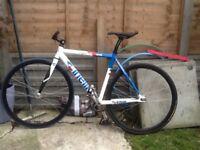 Cinelli Vigorelli, Track Bike, Fixed Gear, Bahnrad XS MICHE