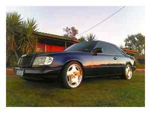 Mercedes Benz 1989 300ce amg coupe Karratha Roebourne Area Preview