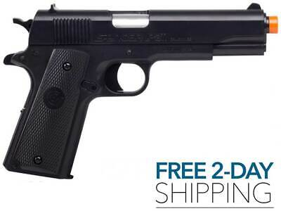 - AIRSOFT GUN PISTOL BB Crosman Stinger Black Spring NEW FREE 2 DAY SHIPPING
