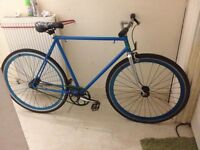 vintage fixed gear/fixie bicycle email 56cm or a 22inch frame was 75.00 now 60.00