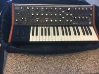 Moog Sub 37 Tribute Edition - Good condition