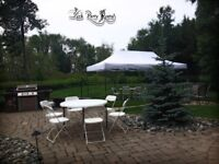 Party Rental! Chairs, Tables, Tablecloths & MORE for RENTAL!!