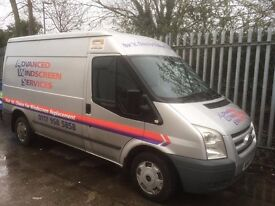 2010 Ford Transit Trend,149000 miles one owner new mot,electric windows,heated screen,in silver mwb