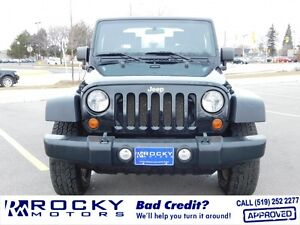 2010 Jeep Wrangler Sport $22,995 PLUS TAX