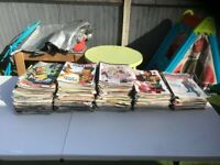 Huge Collection of 2000AD Comics