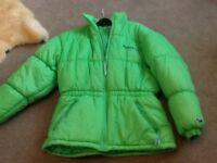 Size 14 Reebok Freestyle Zipped jacket