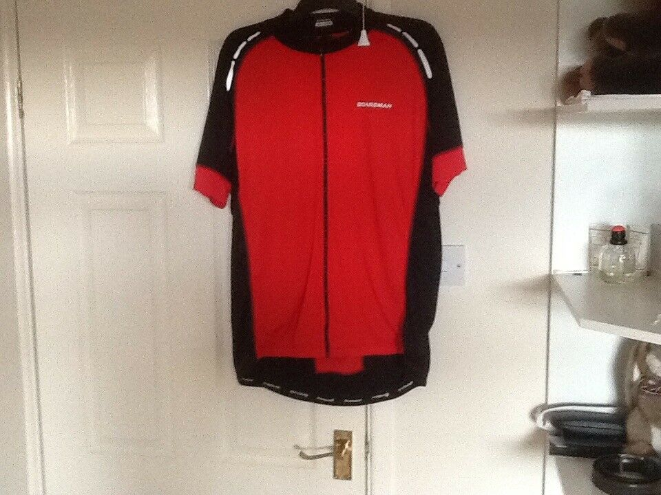 Boardman cycling jersey new