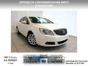 2016 Buick Verano MAGS, GR COMMODITE, CAMERA  ARRIERE