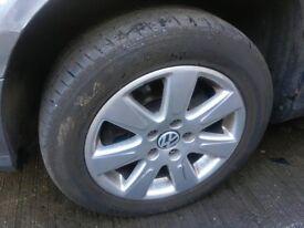 2006 VW PASSAT 2.0 TDI GREY MANUAL 'BREAKING' PARTS FOR SALE