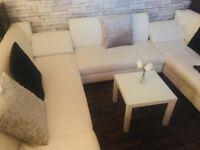 Large corner sofa Bed for sale