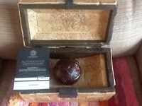 Very rare Assassins creed apple of eden and chest
