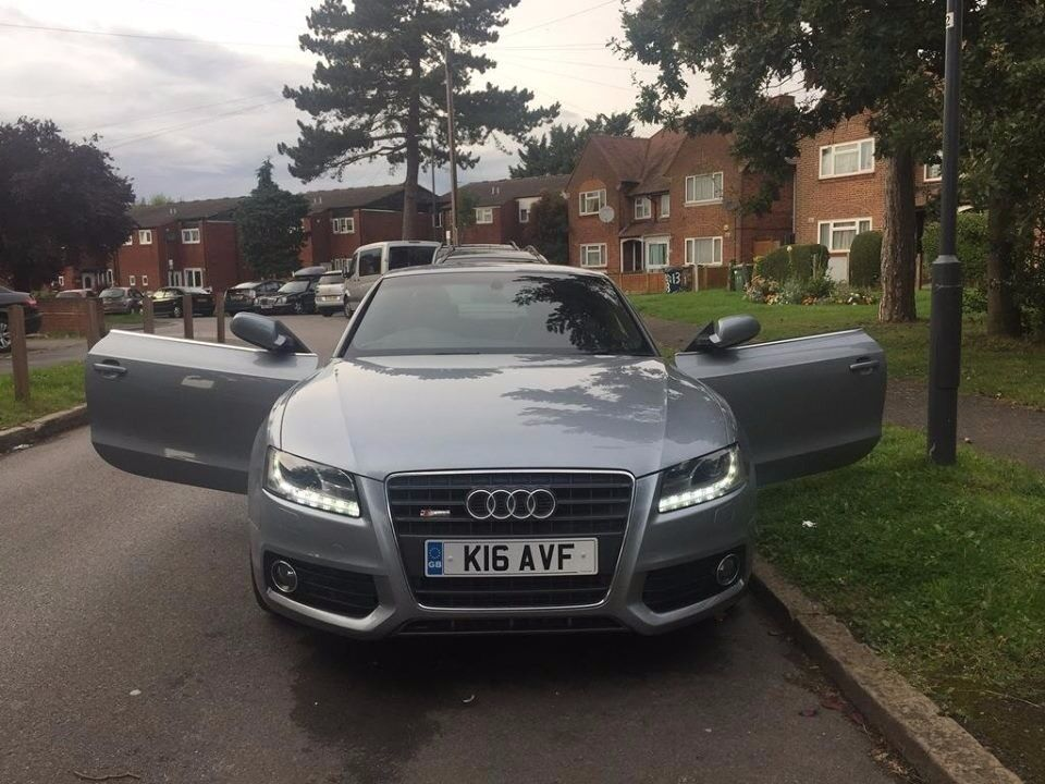Audi a5 coupe bargain 67k miles s line!! Fully loaded!!