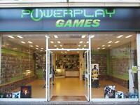 Powerplay Games Repair Service - Laptops, PCs, Phones, Gaming Consoles & Controllers