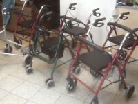 Mobility aide walkers-ex showroom models-any one is £30 each