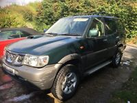 Nissan Terrano New clutch new suspension recent service very nice truck