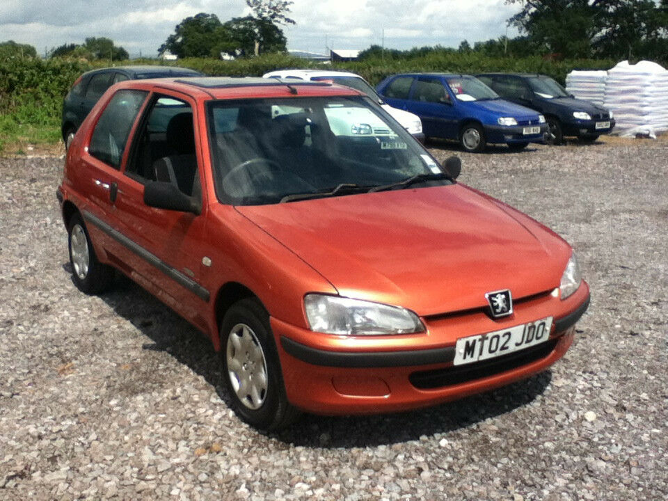 Cheap Cars For Sale In Ma >> PEUGEOT 106 'INDEPENDENCE, COLOUR - ORANGE, YEAR - 2002, 1.1 LITRE, MOT 15-MARCH-2015, | in ...