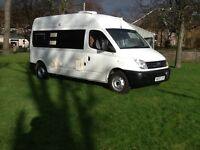 LDV Maxus campervan,Wild camping,2 Berth,Fully equipped,Fiamma awning,quality conversion