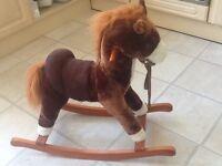 Rocking horse for toddler ::::::::::::::