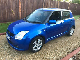2007 SUZUKI SWIFT 1.3 DIESEL **VERY LOW MILEAGE**