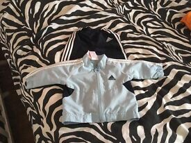 Adidas tracksuit 3-6 months