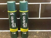 Hairspray wella silvikrin