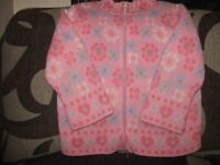 """""""Little Willow Blossom """" labelled tight knitted cardigan .... age 4-5 years."""
