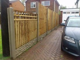 Northetn Joinery.. Fencing of all styles supplied and fitted throughout the Borders and Lothians
