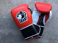 SALE ~ Cowhide leather boxing/training gloves (NOT GRANT)