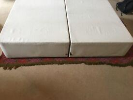Double Divan Bed Base - Bed Frame