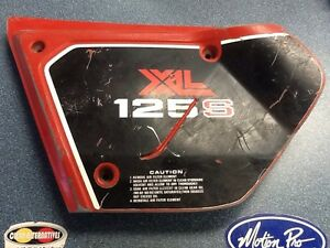 LH Side Cover for HONDA XL125S