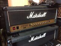 Marshall JCM900 Hi Gain Dual Reverb Guitar Amplifier