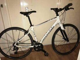 Bike Cannondale Quick 3, size M