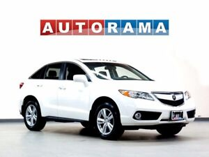 2015 Acura RDX TECH PKG NAVIGATION LEATHER SUNROOF 4WD BACKUP CA