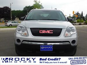 2011 GMC Acadia - BAD CREDIT APPROVALS