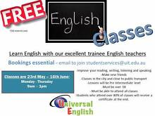 Free English Classes with Trainee Teachers - Morning Class Melbourne CBD Melbourne City Preview