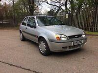 Ford Fiesta Mk5 1.3 2001 New MOT!