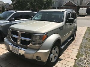 2009 Dodge Nitro SLT V6 4X4 *Fully Fully Loaded*