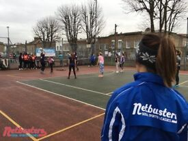 Social Netball in Shoreditch! Sign up now!