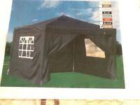 Airwave pop up gazebo 2.5 x2.5m garden shelter