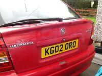 Vauxhall Astra 1600 petrol