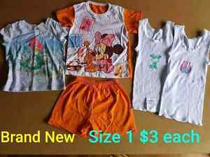 On line garage sale baby girl items starting @$1 Clontarf Redcliffe Area Preview