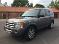 Landrover discovery commercial van 2009 1 owner from new full service history