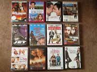 SELECTION 9 DVD FILMS , COMEDY, ACTION DRAMA. - CAN BE SOLD SEPERATLY